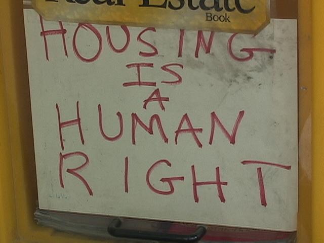 asunto on ihmisoikeus