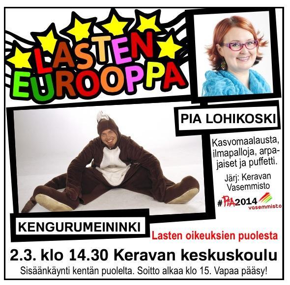 Lasten Eurooppa