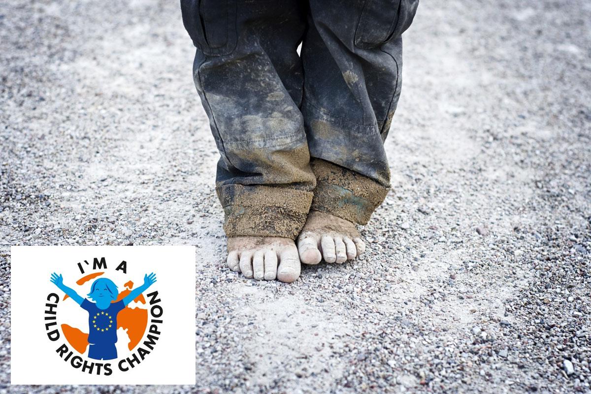 Lapsiköyhyys on Euroopan kestävyysvaje