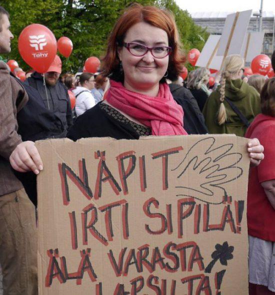 Pia Lohikoski Vasemmistoliitto Uusimaa